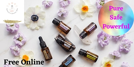 Dōterra Essential Oils Workshop Online tickets