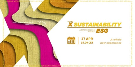 EYPxSustainability: ESG biglietti