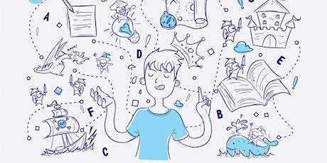 Storytelling: el arte de contar una historia - Edad recomendada 11+ anos entradas