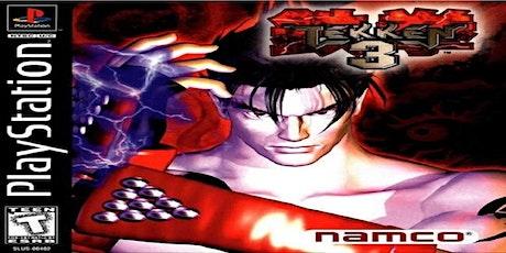Tekken 3 - PS1 Tournament tickets