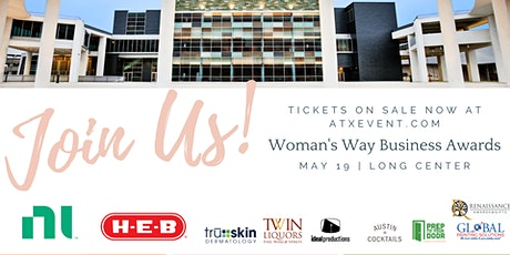 2021 Woman's Way Business Awards tickets
