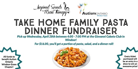Take Home Family Pasta Dinner Fundraiser tickets