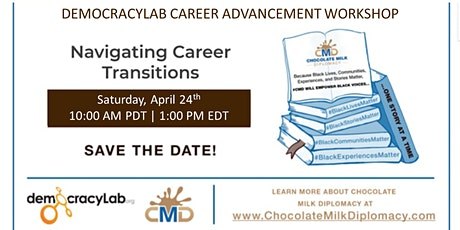 Navigating Career Transitions tickets