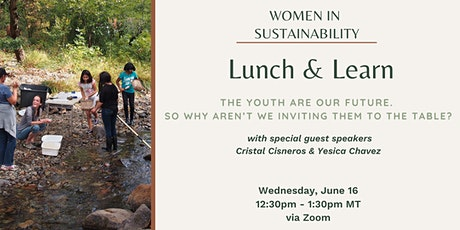 Women in Sustainability - The Youth Are the Future tickets