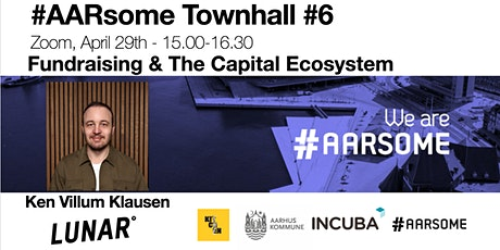#AARsome Virtual Townhall #6 - Fundraising & The Capital Ecosystem tickets