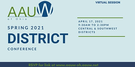 AAUW OHIO - Central & Southwest Districts Conference tickets