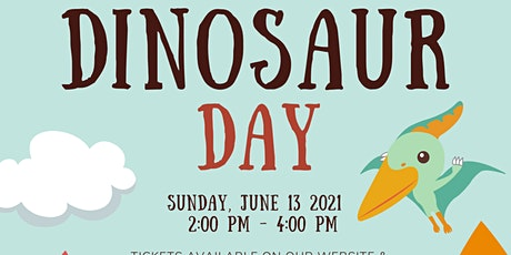 Dino Day tickets