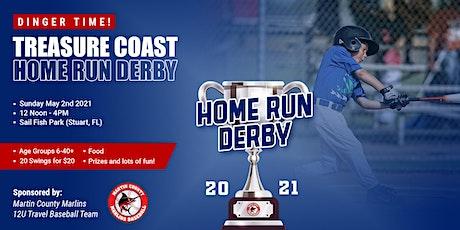 Treasure Coast Home Run Derby (Ages 6 -50+) tickets