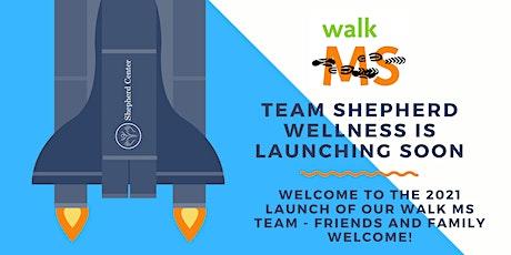 Walk MS & Shepherd Wellness - 2021 Kick-Off Party Tickets