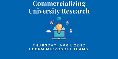 Commercializing University Research tickets