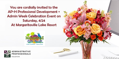 AP-H Admin Week Celebration at Margaritaville - Free (2021 April) tickets