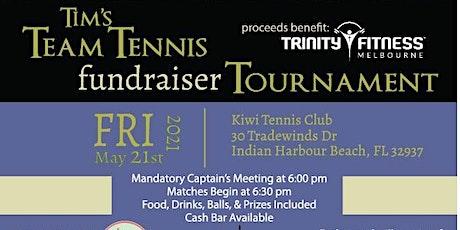 Tim's Team-Tennis Tournament tickets