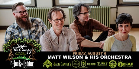 Matt Wilson and His Orchestra tickets
