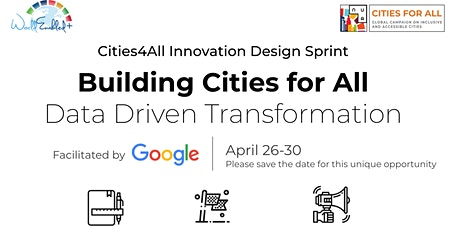 Cities for All Lightning Talks on Inclusive Urban Innovation tickets