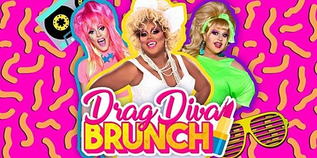Totally Awesome 80s Drag Diva Brunch Brooklyn tickets