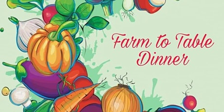 Plants 2 Table Dinner on The Farm | 2nd Annual tickets
