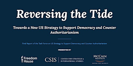 A New US Strategy to Support Democracy and Counter Authoritarianism billets