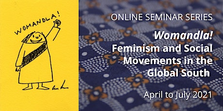 Womandla! Panel 2: Indian Women in Politics and Internationalism tickets