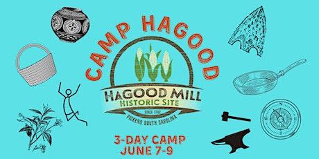 Camp Hagood: 3-Day Camp tickets