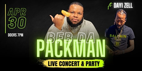 BFB Packman Live: Party & Concert (Cleveland) tickets