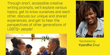Intergenerational Writing Party with Griot Circle and BK InterseXtions tickets