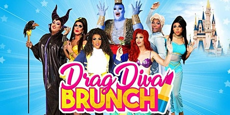 The Magic Queendom Drag Diva Brunch Brooklyn tickets