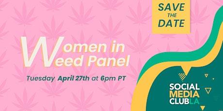 Women in Weed: Digital Marketing in a Green New World tickets