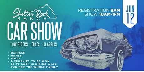 Shelter Rock Ranch Car Show tickets