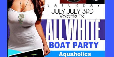 Dj vibes annual all white boat party tickets