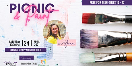 Picnic & Paint tickets