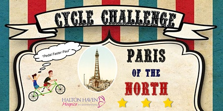 Paris of the North Cycle Challenge! tickets