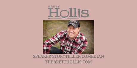 Comedy Night with Brett Hollis tickets