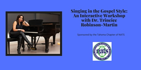 Interactive Gospel Singing Workshop with Dr. Trineice Robinson-Martin tickets