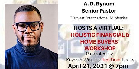 Harvest International Ministries Home Buying Workshop tickets