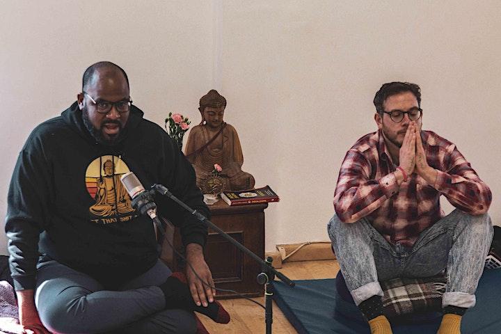 The Dharma of Grief & Joy: A Virtual Weekend Retreat w/ Lama Rod Owens image