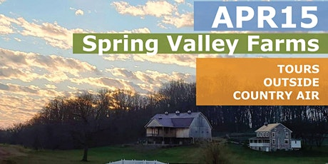 YYP Third Thursday Social - Spring Valley Farms tickets
