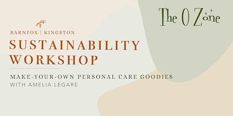 Sustainability Workshop tickets