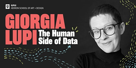 Giorgia Lupi: The Human Side of Data tickets