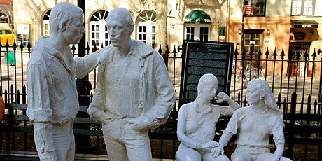 Pride LGBTQ+ Virtual History Walking Tour of Greenwich Village tickets