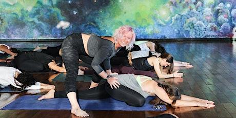 Heal Yourself: Yin & Your Chakras (Virtual) tickets