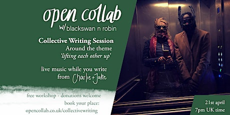 Open Collab: Collective Writing Session tickets