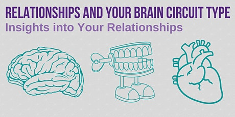 Relationships & Your Brain Circuit Type: Insights into Your Relationships tickets