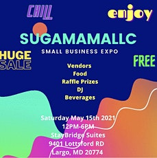 SugaMamaLLC small business expo event tickets