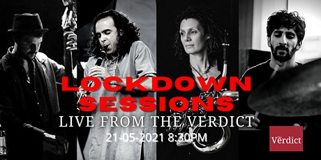 Ahmed/Darwish/Osborn/Rahman Live Stream from The Verdict Jazz CLub tickets
