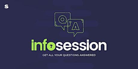 Sabio Online Info Session tickets