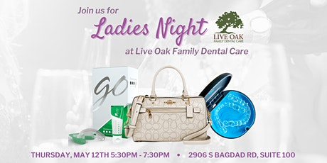 Ladies Night at Live Oak: tickets
