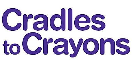 Volunteering with Cradles to Crayons tickets