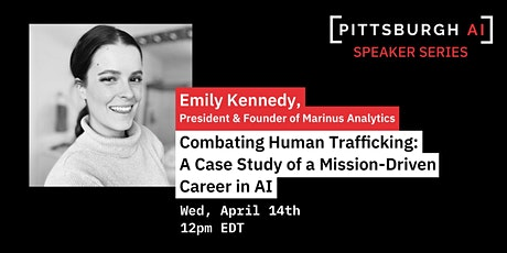 Combating Human Trafficking: A Case Study of a Mission-Driven Career in AI tickets
