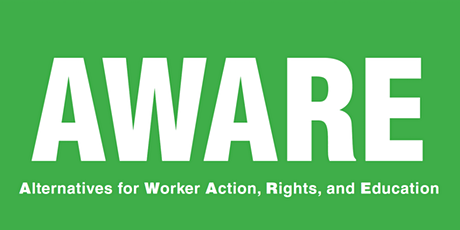 AWARE: Helping Advocates Help Vulnerable Workers tickets