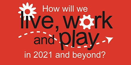 TEDxPlano Salon: How will we live, work and play in 2021 and beyond? biglietti